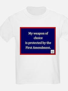 Ist Amendment Protection T-Shirt