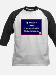 Ist Amendment Protection Baseball Jersey