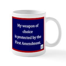 Ist Amendment Protection Mug