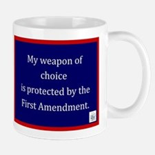 Ist Amendment Protection Mug