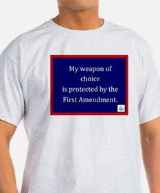 Ist Amendment Protection T-Shirt