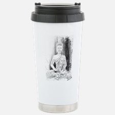 Zen Buddha Art Travel Mug