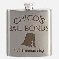 Chicos Bail Bonds Flask