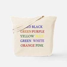 colors.png Tote Bag