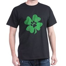St Patty's Paw T-Shirt