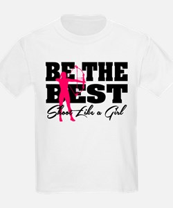 Be The Best... Shoot Like a Gi T-Shirt
