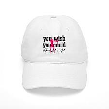 You Wish You Could Shoot Like a Girl Baseball Cap