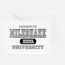 Milkshake University Greeting Cards (Pk of 10)