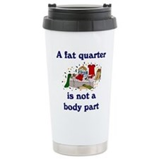Unique Quilting Travel Mug