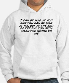 Cool World ends with you pins Hoodie