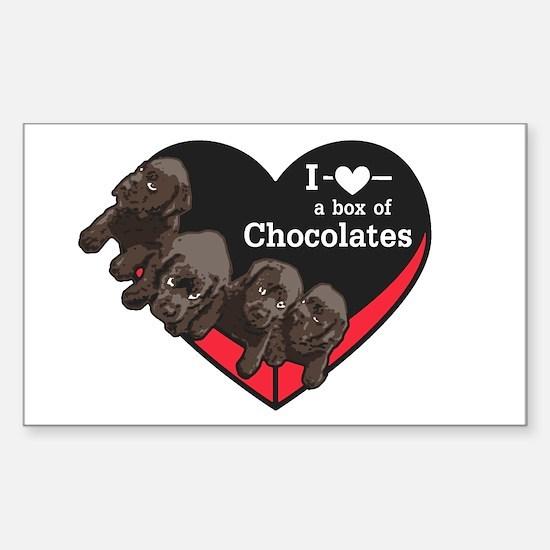 Box of Chocolates Decal