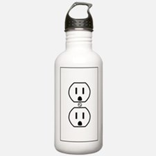 wall outlet w outline.png Water Bottle