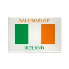 Ballinasloe Ireland Rectangle Magnet