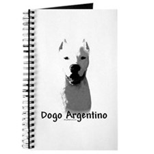 Dogo Charcoal Journal
