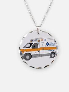 Ambulance Necklace