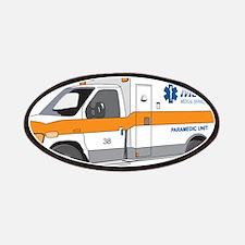 Ambulance Patches
