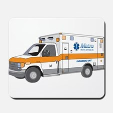 Ambulance Mousepad