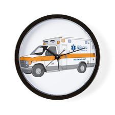 Ambulance Wall Clock