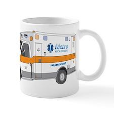 Ambulance Small Mug