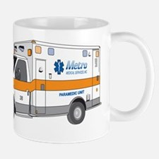 Ambulance Small Small Mug