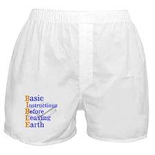 BIBLE Boxer Shorts