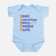 BIBLE Infant Bodysuit