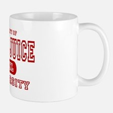 Apple Juice University Mug