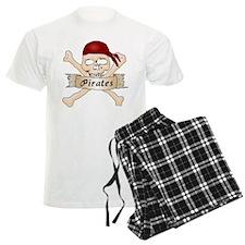 Pirates Skull And Crossbones Pajamas