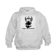 Dogue Charcoal Hoodie