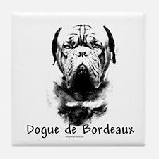 Dogue Charcoal Tile Coaster