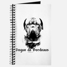 Dogue Charcoal Journal