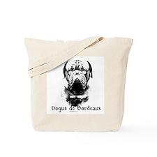 Dogue Charcoal Tote Bag