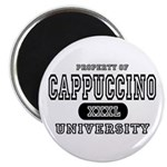 Cappuccino University Magnet