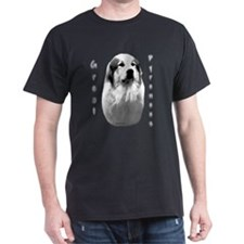 Great Pyr Charcoal T-Shirt