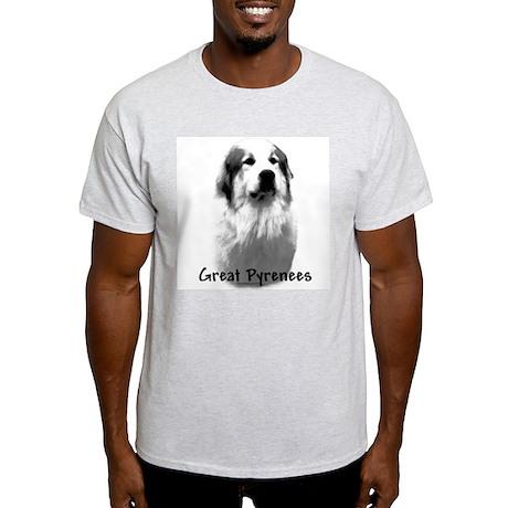 Great Pyr Charcoal Ash Grey T-Shirt