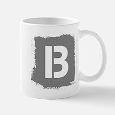 Initial Letter B. Mug