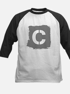 Initial Letter C. Baseball Jersey