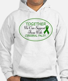Cerebral Palsy Support Ribbon Hoodie