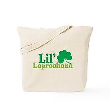Lil Leprechaun Tote Bag