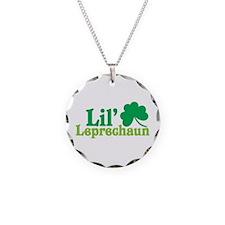 Lil Leprechaun Necklace