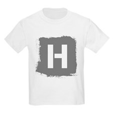 Initial Letter H. T-Shirt