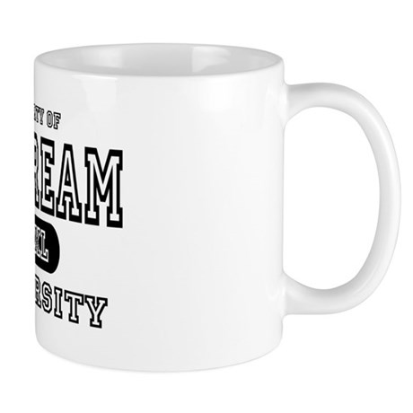 Ice Cream University Mug