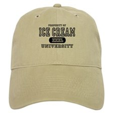 Ice Cream University Baseball Cap