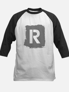 Initial Letter R. Baseball Jersey