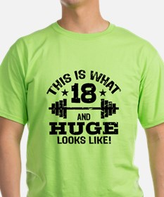 Funny 18 Year Old T-Shirt