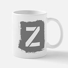 Initial Letter Z. Mug