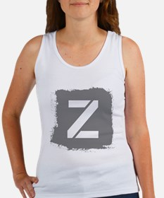 Initial Letter Z. Tank Top