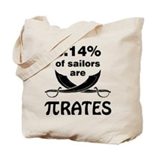 Sailors are pirates Tote Bag
