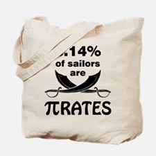 Sailors are pirates Tote Bag