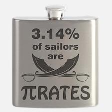 Sailors are pirates Flask